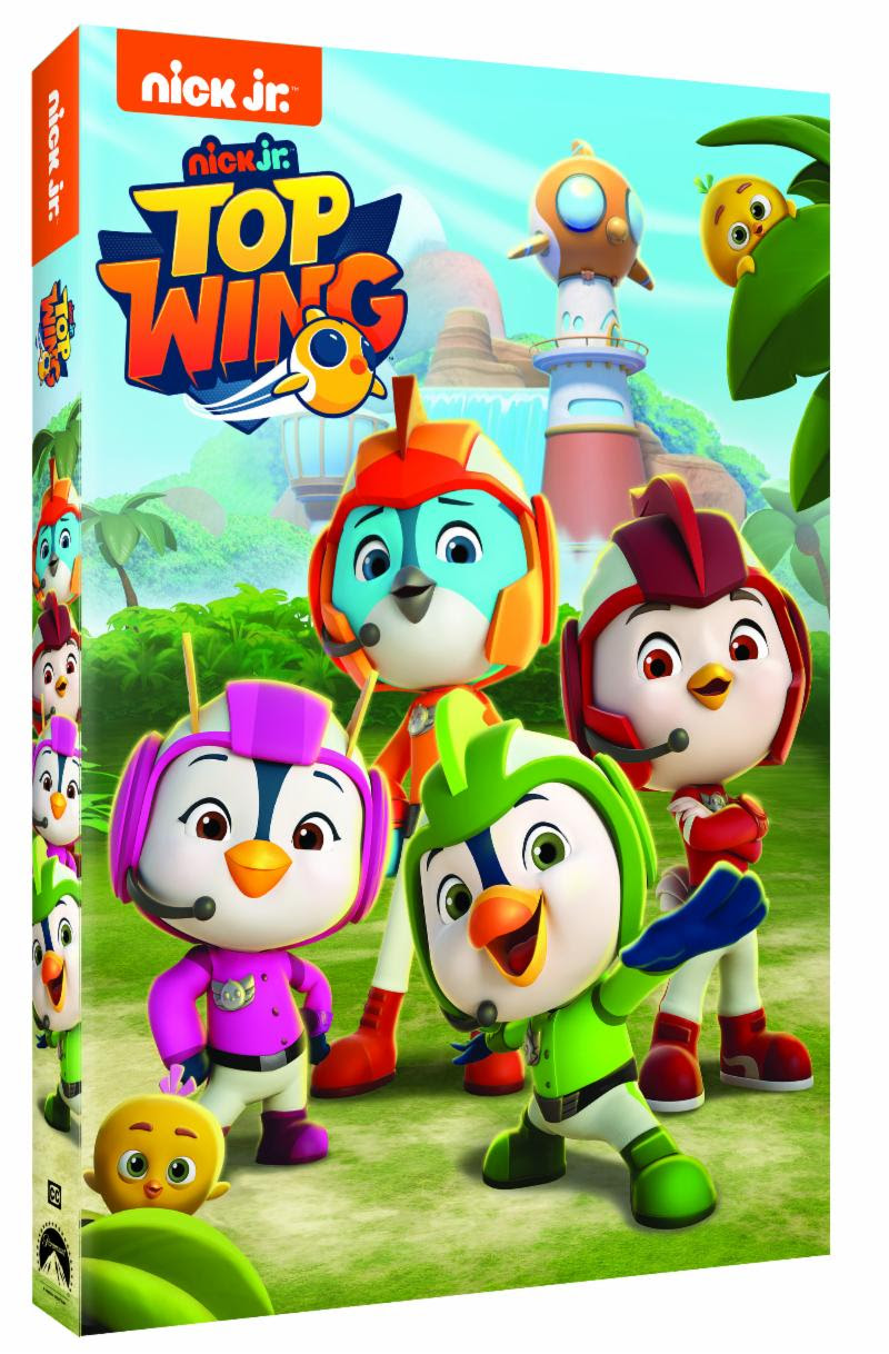 3d5dd4f7a Get Top Wing on DVD Oct 2 - ChitChatMom