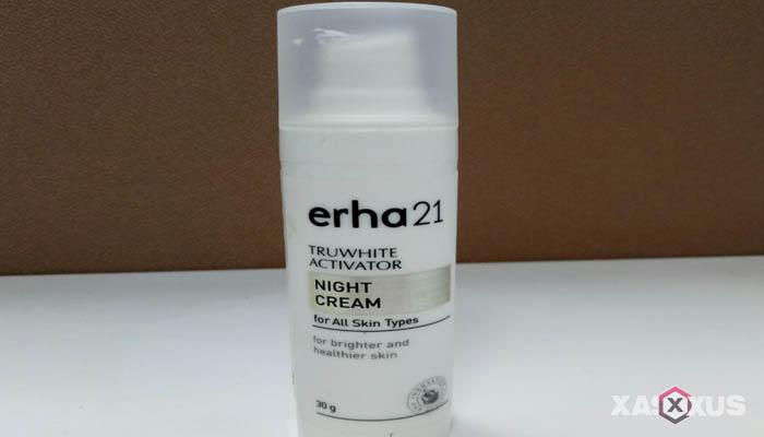 Cream pemutih wajah yang aman dan bagus - Erha21 Truwhite