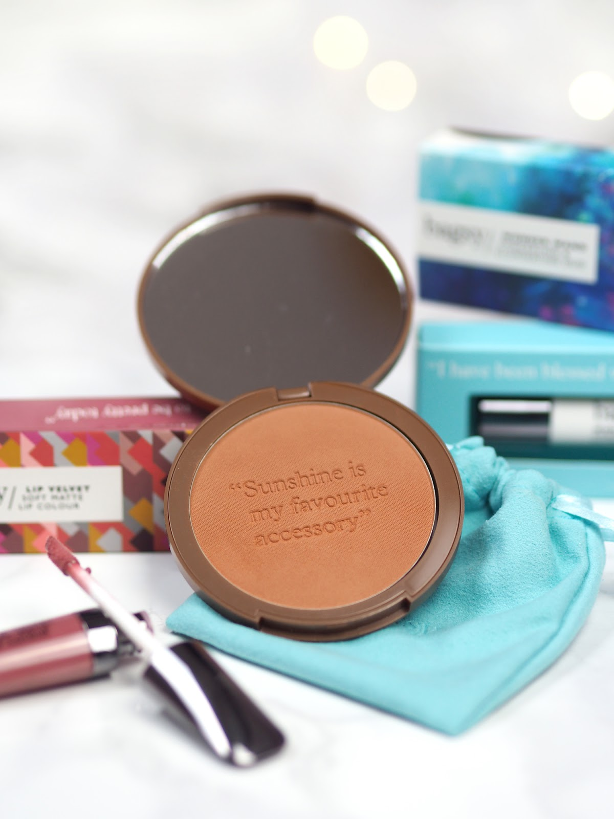 Bagsy Ray of Sunshine Bronzer