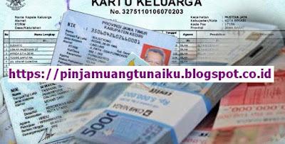 Modal KTP Doang, Anda Bisa Ajukan Pinjaman hingga 20Juta tanpa jaminan