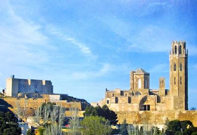 Seu Vella de Lleida y Castell del Rei