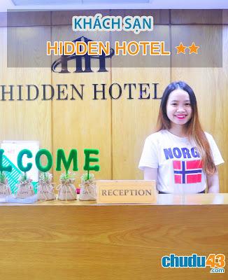 Khách sạn Hidden Hotel Đà Nẵng (Chudu43.com)