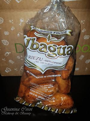Rosquillas Ubagua Caja Degustabox - Diciembre '16