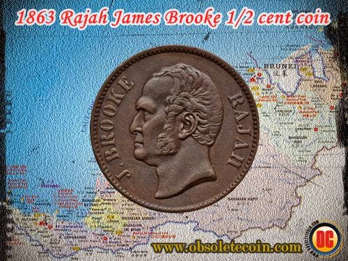 James Brooke cent
