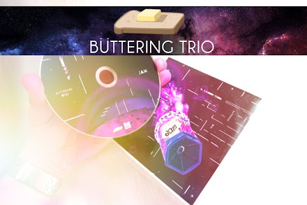 Buttering Trio - JAM | Atomlabor Blog Album Review ( 1 Video )