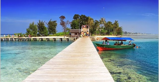 Paket Liburan Pulau Seribu Menuju Pulau Harapan