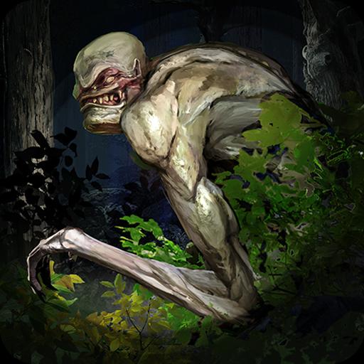 تحميل لعبة الرعب Rake Monster Hunter v1.4 مهكرة وكاملة للاندرويد