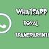 Download - WhatsApp Royal Transparente v4.0 / Atualizado / Video Chamadas / Invite Links
