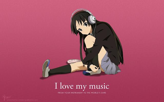 20 Lagu / OST Anime Terbaik Yang Enak Untuk DiDengar