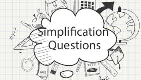 simplification questions and answers pdf download