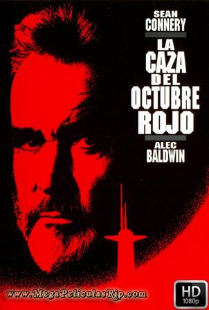 La Caza Del Octubre Rojo [1080p] [Latino-Ingles] [MEGA]