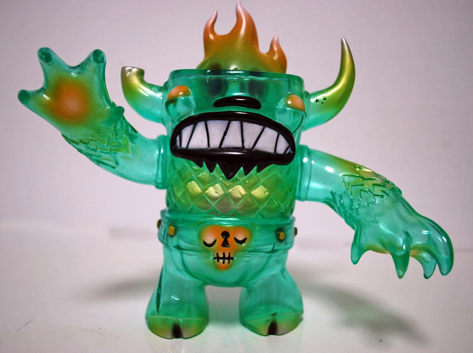 RAMPAGE TOYS and ART: 2013