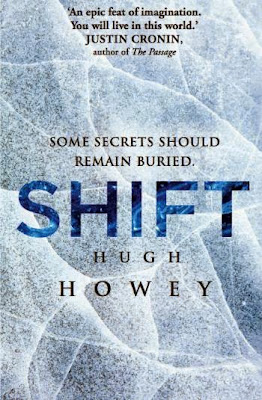 Shift (Silo Saga - Book 2) by Hugh Howey - book cover