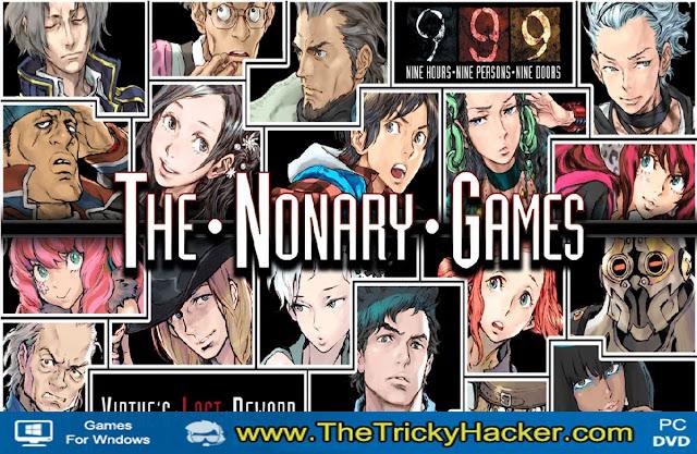 Zero Escape The Nonary Games Free Download Full Version Game PC