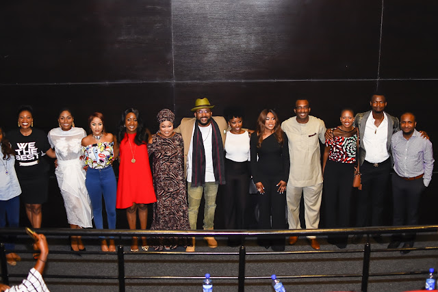 the wedding party media screening