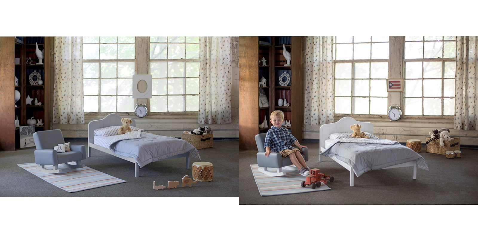 Hot!] Toddler Room in a Box $74.99 (Set includes 3-pc Bedding Set ...
