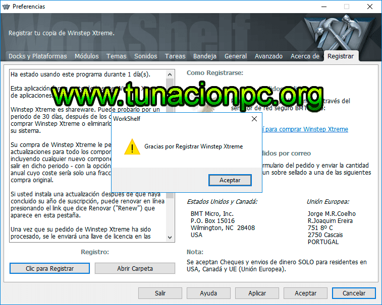 Winstep Xtreme Final, Nuevo Estilo a Windows