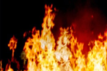 Fire at paper manufacturing plant in Thalahena