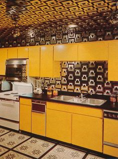 1970s Kitchen   FA 195.4 (History of Modern Design) - ignment Page on 60's kitchen furniture, 60's refrigerators, 60's bicycles, 60's light fixtures, 60's jewelry, 60's fireplace, 60's toys, 60's living room, 60's bathrooms, 60's flowers, 60's lamps, 60's kitchen renovations,