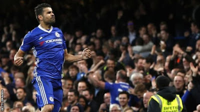 English Premier League: Chelsea Three Points Away From Glory After 3-0 Victory
