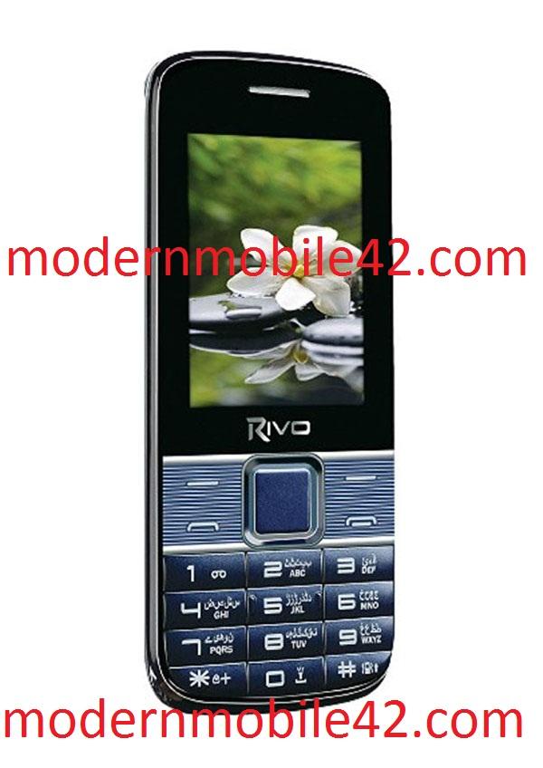 rivo mobile a220 flash file