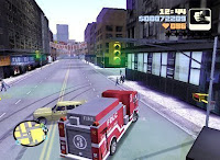 Emulador do PS2 PCSX2, GTA III