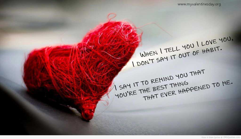 2017 Happy Valentine Day Image Quotes Pictures Pics Happy – What to Write in Boyfriends Valentines Card