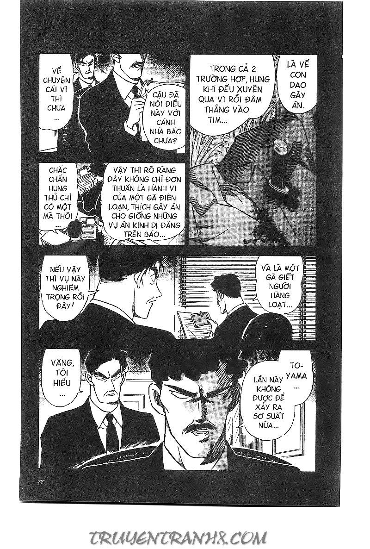 Detective Conan Chap 185 - Truyen.Chap.VN