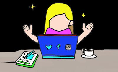 platform sosial media instagram paling banyak wanita jablay ini daftarnya