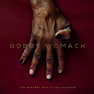 The Best Album Artwork of 2012 - 17. Bobby Womack - The Bravest Man In The Universe