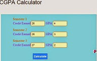 anna university CGPA calculator