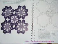 book review of Connect the shapes crochet motifs by edie Eckman