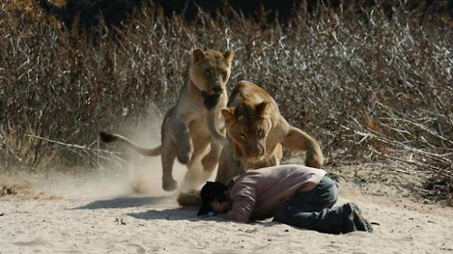 Mangaku Nabi Pria ini Tes Mukjizat di Depan Singa