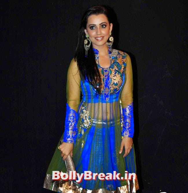 Esha Kansara, Star Parivaar Awards 2014 Red Carpet Pics