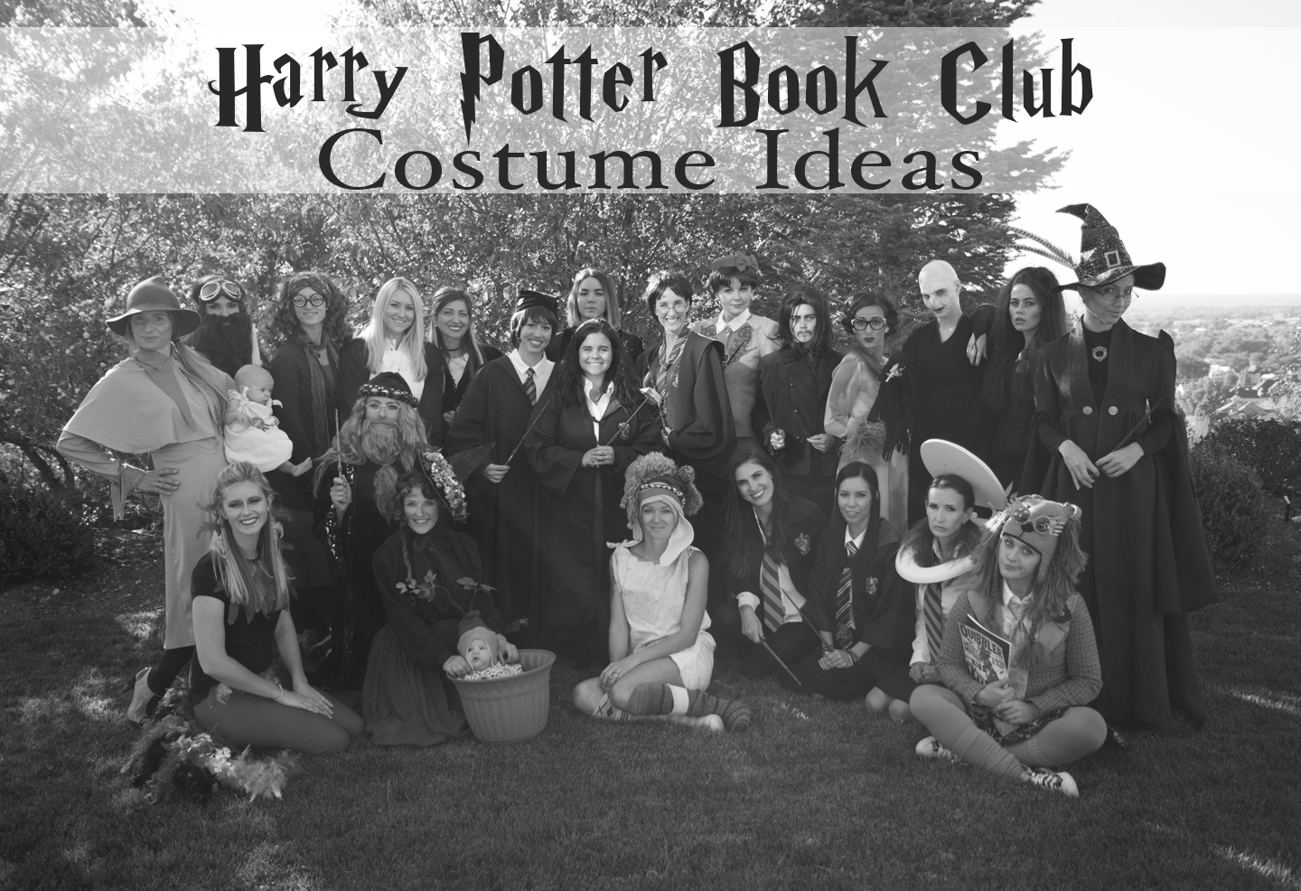 Harry Potter Book Club : Delicious reads harry potter book club costume ideas