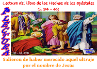 Resultado de imagen para EN aquellos días, un fariseo llamado Gamaliel, doctor de la ley