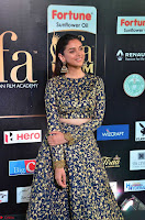Aditi Rao Hydari in a Beautiful Emroidery Work Top and Skirt at IIFA Utsavam Awards 2017  Day 2 at  11.JPG