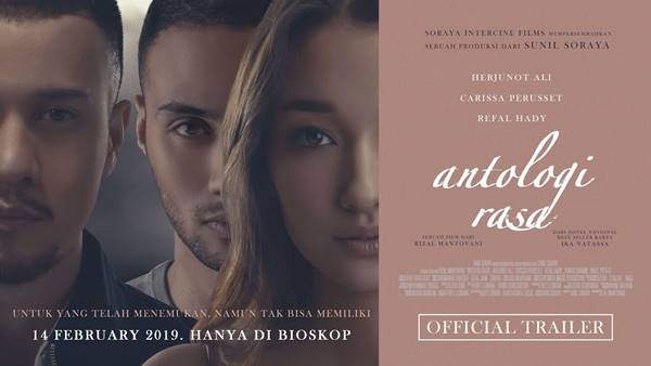 Baca review Antologi Rasa (2019)