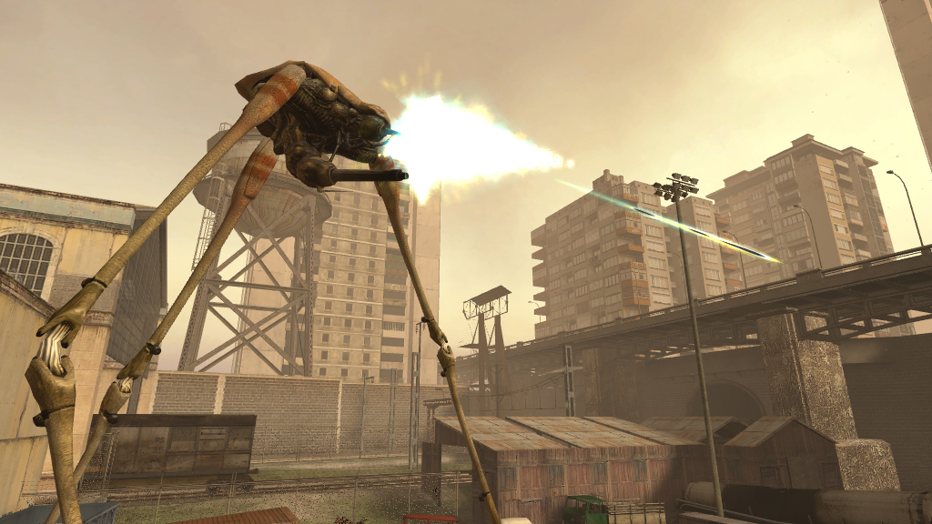 Change of pace is key to the appeal of Valve's Half-life series