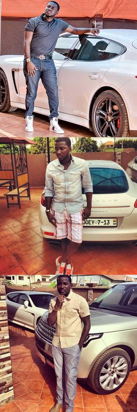 Alleged Rich Boyfriend Of Joselyn Dumas Arrested