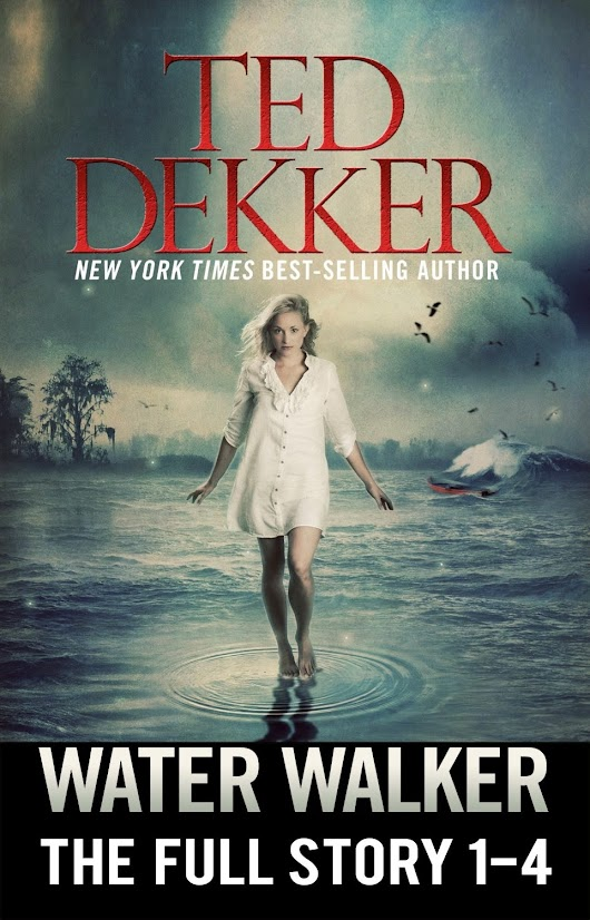 Ted Dekker Coming To Write! Canada - Lisa Hall-Wilson