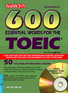 download Sách 600 Essestial word for the Toeic test