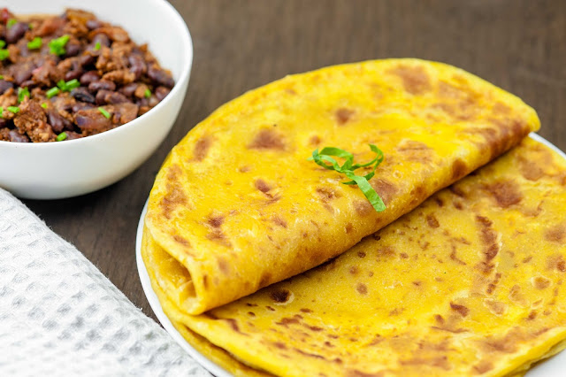 DELICIOUS BUTTERNUT CHAPATIS