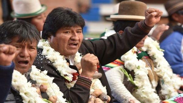 Bolivia reafirma su lucha por una salida libre al Pacífico