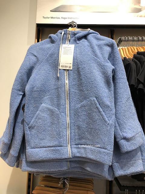 lululemon so-sherpa-hooded-jacket blue