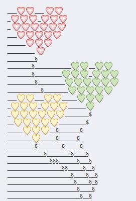 1000 Heart Emojis Copy And Paste : heart, emojis, paste, Facebook, Emoji, Symbols, Emoticons