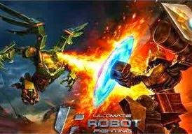 Download Ultimate Robot Fighting Mod Apk v0.0.73