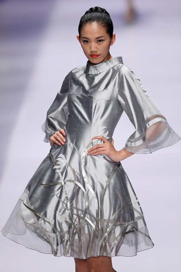 Asian fashion and style clothes in 2012: Chinese fashion and ...