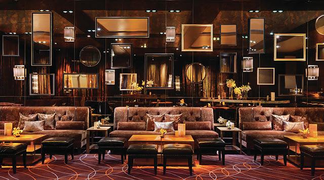 Dicas de Las Vegas: A estrutura do Lily Bar & Lounge
