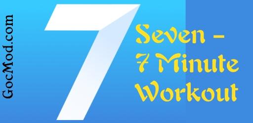 Seven - 7 Minute Workout v9.0.0 [Đã mở khóa]
